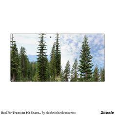 Red Fir Trees on Mt Shasta 3 Ring Binder