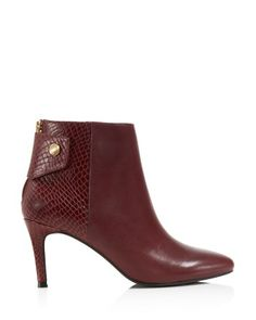 Cole Haan Claremont Snakeskin - to rock in the office or on a date