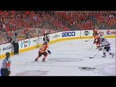 Bryce Salvador goal. NJ Devils vs Philadelphia Flyers Game 5 5/8/12 NHL Hockey    Over time, all the calls and bounces even up.  The Flyers found that out vs NJ, and this game sums it up with the bounces, missed opportunities - and even an offside goal.    Just too bad that the Pens were on the opposite side when things were going the Flyers way.