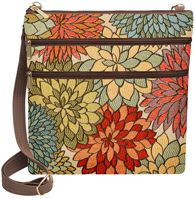 I think this may be my next handbag from Danny K. Handbags.  I can choose from many different fabrics!