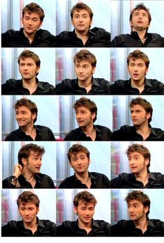 David Tennant, you are gorgeous.