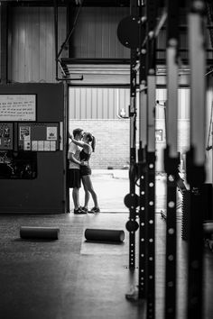 crossfit engagement photos - Google Search