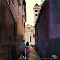 Tryst Alley