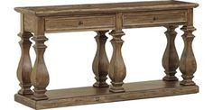 Havertys Avondale Entryway Table