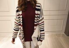 striped cardigans (4)
