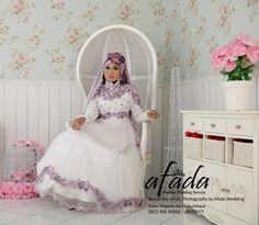 https://www.flickr.com/photos/138937648@N06/shares/x3979f | Foto Gaun Pengantin Muslim