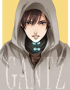 Joichiro Nishi. Gantz.