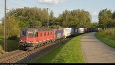 Swiss Railways, Electric Locomotive, Reiss, Germany, Train, Zug, Deutsch, Strollers