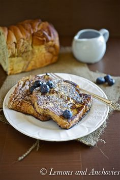 Cinnamon French Toast @Jean | Lemons and Anchovies