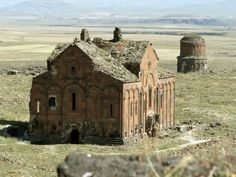 The strange medieval Armenian ghost town of Ani.