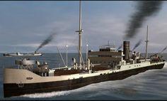 Tramp freighter