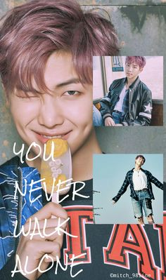 BTS / Namjoon / Wallpaper ©mitch_98line