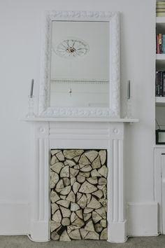 Fireplace - Image By Adam Crohill