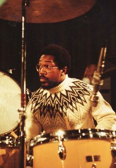 The great Billy Cobham....