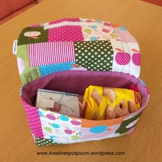 Auf Wunsch genäht... Potpourri, Bunt, Diaper Bag, Fashion, Pink, 4th Birthday, Little Princess, Princesses, Wish