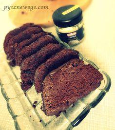 Ciasto czekoladowe z tahini