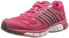new product 204b8 063d0 adidas Response Cushion 22 w Textile Damen Laufschuhe, Pink (Blast Pink   Night Met.