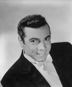 Mario Lanza. Mother loved listening to Mario Lanza and I learned from her