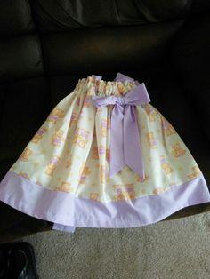 Second curtain dress