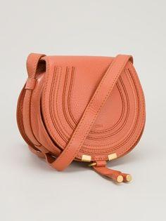 #CHLOÉ - Marcie saddle bag