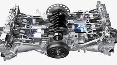 The SUBARU BOXER® engine was designed for balance, performance, efficiency and…
