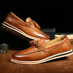 Men Loafers Moccasins Flats Shoes Tassel Casual Brand Genuine Leather Designer 2016 Driving Shoes Male Italian Fashion