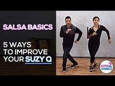 Salsa Basics - 5 Ways to Improve Your Suzy Q Dance Tips, Dance Lessons, Dance Moves, Salsa Dancing Steps, Salsa Dance, Salsa Lessons, Costume Carnaval, Fitness Workout For Women, Learn To Dance