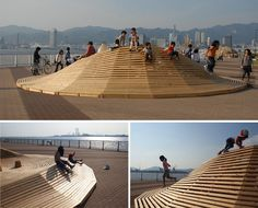 architecture playscape | the architecture of early childhood: Not playgrounds but PLAYSCAPES