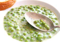 Zöldborsófőzelék recept foto Croatian Recipes, Hungarian Recipes, Vegetable Recipes, Vegetarian Recipes, Healthy Recipes, Vegetable Stew, Great Recipes, Dinner Recipes, Dinner Ideas