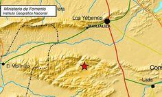 Un terremoto de 3,7 grados sacudió ayer Toledo y Ciudad Real - 45600mgzn