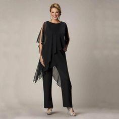 conjunto de pantalon y blusa para fiesta para gorditas de fiesta - Buscar con Google