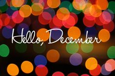 """Hello December"" (A Soulful House, Holiday Mix) by DJ Spivey"