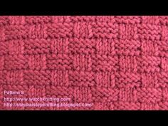 http://www.watchknitting.com/2011/04/simple-patterns-pattern-8/  http://watchknitting.blogspot.ca/  http://stepbaistepknitting.blogspot.ca/  Like me on Facebook : https://www.facebook.com/pages/Watch-Knitting/205364456174211  watch the slowest and the best quality videos to learn knitting in all levels   Find videos related to basic stitches , Increa...