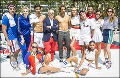 Tommy Hilfiger launches Rafael Nadal Global Brand Ambassadorship with a sexy tennis tournament with a twist in New York City : http://www.godubai.com/citylife/press_release_page.asp?PR=102132&SID=1,52,18,19&Sname=Fashion%20and%20Lifestyle