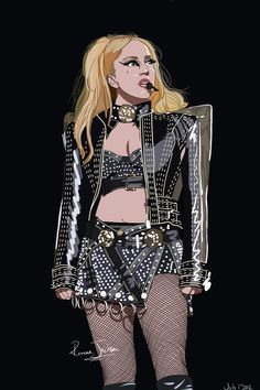 The Born This Way Ball Tour - Marry The Night
