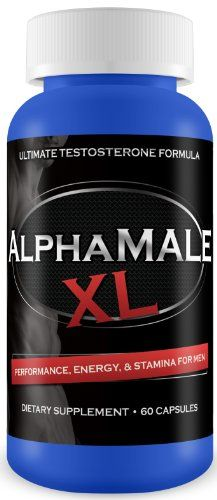 AlphaMALE 2x Male Enlargement Pills – Male Enhancement – Gain 3+ Inches – 100% Moneyback Guarantee / 1 Month Supply | Best Health Care Store