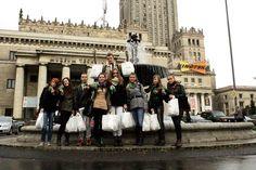 Zielona bardzo dziękuję dziś manifestowaliśmy w samym centrum Warszawy !!!