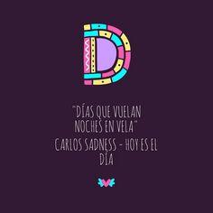 ♫ Carlos Sadness - Hoy es el día ♪