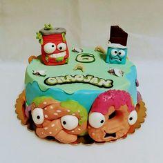 Grossery Gang cake