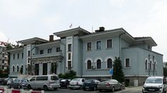 All sizes   Pitesti : Cercul militar   Flickr - Photo Sharing! Street View, Photo And Video, Mansions, Architecture, House Styles, World, Military, Mansion Houses, Arquitetura