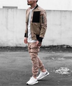The bomber dare to wear  by menfashionblogworldwide