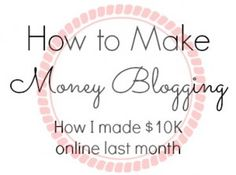 How To Make Money Blogging. This How To Make Money Blogging post will be all about various ways that you can make money blogging, however, in the future look out for whether you should even be blogging for money, being realistic about it, and also all of the time and effort that goes into it.