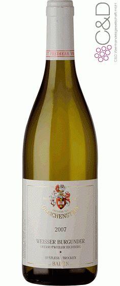 Folgen Sie diesem Link für mehr Details über den Wein: http://www.c-und-d.de/Baden/Oberrotweiler-Eichberg-Weisser-Burgunder-2014-Weingut-Freiherr-von-Gleichenstein_72488.html?utm_source=72488&utm_medium=Link&utm_campaign=Pinterest&actid=453&refid=43 | #wine #whitewine #wein #weisswein #baden #deutschland #72488