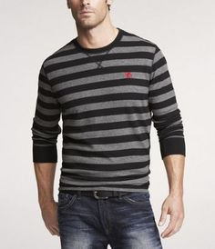 Express = My hubby ! he loves to wear Express