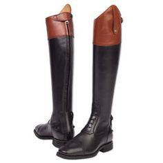 DeNiro Ottaviano Boot W/ Hunt Collar - are these not drool inducing?