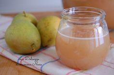 SUCCO DI FRUTTA ALLA PERA ricetta facile e veloce. Con solo quattro ingredienti avrete un succo di frutta sano e senza conservanti!