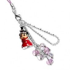 CHARMS DESIGN:  1648 PINK