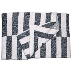 Aquino Throw Blanket - Onyx