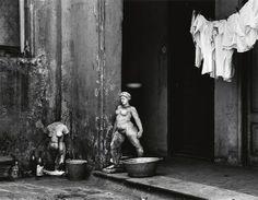 André Kertész -- Buenos Aires, Argentina, 1962,  Silver print