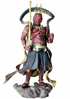 "Kaiyodo TAKEYA Takayuki Takeya Series 018 Deva King ""Agata"" movable dolls - toy Espresso"